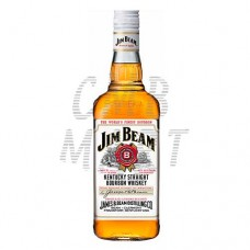 Bourbon Whiskey Jim Beam White. 70cl